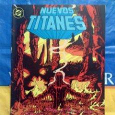 Cómics: NUEVOS TITANES VOL. 1 # 35 (ZINCO). Lote 39639725