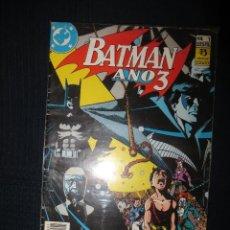 Cómics: BATMAN AÑO 3 COMPLETA ZINCO. Lote 39645185
