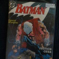 Cómics: BATMAN JUSTICIA CIEGA COMPLETA ZINCO. Lote 39645229