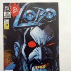 Cómics: LOBO VOL. 1 # 1 (DE 4) - ZINCO - 1991. Lote 39678181