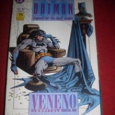 Cómics: ZINCO DC LEYENDAS DE BATMAN NUMERO 18. Lote 39757942