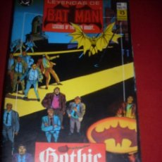 Cómics - ZINCO DC LEYENDAS DE BATMAN NUMERO 7 - 39757963