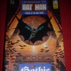 Cómics: ZINCO DC LEYENDAS DE BATMAN NUMERO 6. Lote 39757967