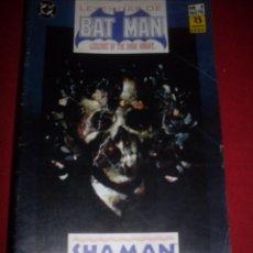 Cómics: ZINCO DC LEYENDAS DE BATMAN NUMERO 4. Lote 39757970