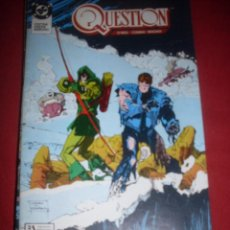 Comics: ZINCO DC QUESTION NUMERO 18. Lote 39758073