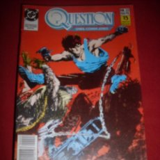 Comics: ZINCO DC QUESTION NUMERO 22. Lote 39758078