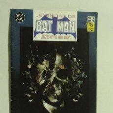 Cómics: LEYENDAS DE BATMAN Nº 4 - EDICIONES ZINCO. Lote 39753882