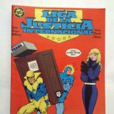 Cómics: LIGA DE LA JUSTICIA INTERNACIONAL VOL. 1 # 08 (ZINCO) - 1988. Lote 39769858