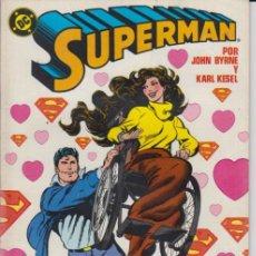 Cómics: SUPERMAN. LOTE DE 6 EJEMPLARES: 31,32,33,35,43 Y 77.. Lote 122016952