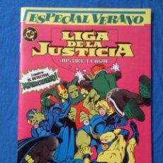 Cómics: LIGA DE LA JUSTICIA ESPECIAL # 1 VERANO (ZINCO). Lote 39760873