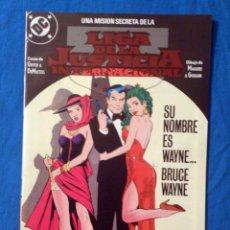 Cómics: LIGA DE LA JUSTICIA INTERNACIONAL VOL. 1 # 13 (ZINCO) – 1989. Lote 39769915