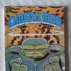 Cómics: OMEGA MEN 1, 2, 3, 4, 5 DE ROGER SLIFER, KEITH GIFFEN, MIKE DECARLO. Lote 39871898