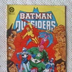 Cómics: BATMAN Y LOS OUTSIDERS NUMERO 7 DE MIKE W. BARR, STEVE LIGHTLE, SAL TRAPANI. Lote 39872067