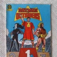 Cómics: BATMAN Y LOS OUTSIDERS NUMERO 11 DE MIKE W. BARR, TREVOR VON EEDEN. Lote 39872102
