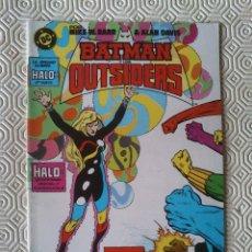Cómics: BATMAN Y LOS OUTSIDERS NUMERO 17 DE MIKE W. BARR, JIM APARO. Lote 39872234