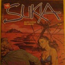 Cómics: SUKIA - EL MOSQUITO GIGANTE - LA OFENSA Nº60 AÑO 1981. Lote 39889468