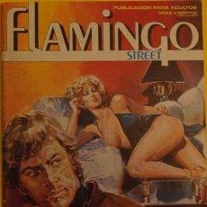 Cómics: FLAMINGO STREET - UN PLAN DIABÓLICO - LA REINA DE LOS COSMÉTICOS NO.26 AÑO 1985 . Lote 39891476