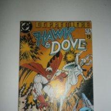 Cómics: DC PREMIERE HAWK & DOVE Nº 1 AL 3 (COMPLETA) EDICIONES ZINCO (DC HALCÓN Y PALOMA). Lote 39943738