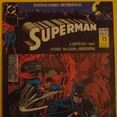 Cómics: SUPERMAN - PACTO MORTÍFERO CAPÍTULO 3 . NO.102 AÑO 1984. Lote 42511166