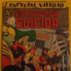 Cómics: ESCUADRON SUICIDA - LA FUGA NO. 1 AÑO 1988. Lote 39953497