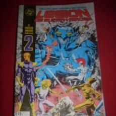 Comics: DC LEGION DE SUPERHEROES NUMERO 2. Lote 40077047