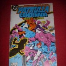Comics: DC PATRULLA CONDENADA NUMERO 9. Lote 40077201