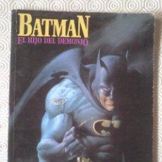 Cómics: BATMAN: EL HIJO DEL DEMONIO DE MIKE W. BARR, JERRY BINGHAM. Lote 40116243