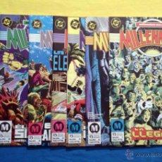 Cómics: MILLENNIUM LOTE DE 7 NUMEROS (ZINCO) - CONTIENE # 1 - 2 - 3 - 4 - 5 - 6 - 7 / 1988. Lote 40187527
