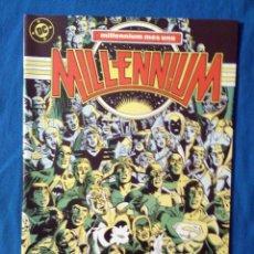 Cómics: MILLENNIUM VOL. 1 # 1 (ZINCO) - 1988. Lote 40187601