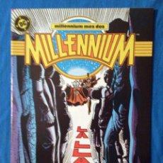 Cómics: MILLENNIUM VOL. 1 # 2 (ZINCO) - 1988. Lote 40187625