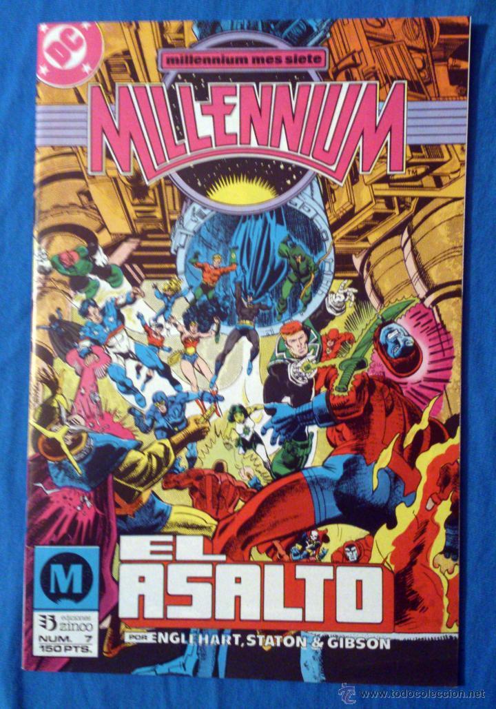 MILLENNIUM VOL. 1 # 7 (ZINCO) (Tebeos y Comics - Zinco - Millenium)
