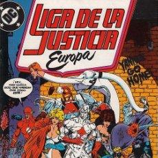 Comics: LIGA DE LA JUSTICIA EUROPA VOL.1 # 3 (ZINCO,1989) - KEITH GIFFEN - BART SEARS. Lote 40234228