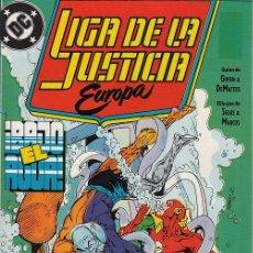 Comics: LIGA DE LA JUSTICIA EUROPA VOL.1 # 2 (ZINCO,1989) - KEITH GIFFEN - BART SEARS. Lote 40234281