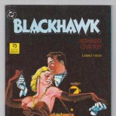 Cómics: BLACKHAWK Nº 3 ZINCO 1989. Lote 40270648