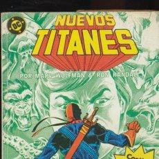 Cómics: NUEVOS TITANES TOMO 10. CONTIENE LOS EJEMPLARES DEL 45 AL 48.. Lote 98794907