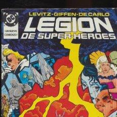 Cómics: LEGIÓN DE SUPER HÉROES.TOMO 3. CONTIENE LOS EJEMPLARES DEL 14 AL 18.. Lote 40306449