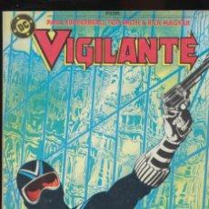 Comics: VIGILANTE TOMO 4. CONTIENE LOS EJEMPLARES DEL 16 AL 19.. Lote 40306538