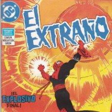 Cómics: EL EXTRAÑO. 1 AL 4. COMPLETA. Lote 40320438