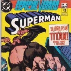Cómics: SUPERMAN. 2 ESPECIALES DE VERANO. Lote 40327191