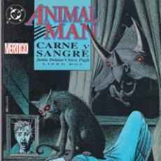 Cómics: ANIMAL MAN. CARNE Y SANGRE #2. Lote 40327532