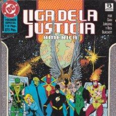 Cómics: LIGA DE LA JUSTICIA AMERICA. LA MANO DEL DESTINO. TOMO. Lote 40327873