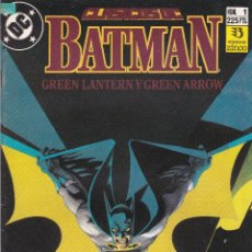 Cómics: CLASICOS DC. 12 NUMEROS. BATMAN, GREEN LANTERN & GREEN ARROW, DEMON, LA SOMBRA. Lote 40328058