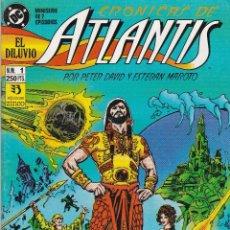 Cómics: CRONICAS DE ATLANTIS #1. Lote 40328096