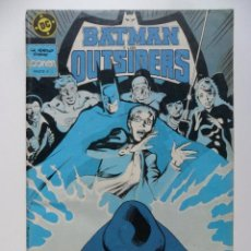 Cómics: BATMAN Y LOS OUTSIDERS Nº 21. Lote 40385209