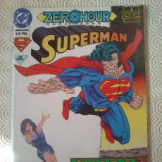 Comics : SUPERMAN VOLUMEN 3 NUMERO 18 DE KARL KESEL, PETE KRAUSE, DAVID MICHELINIE, DAN JURGENS.... Lote 40525579