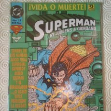 Comics : SUPERMAN VOLUMEN 3 NUMERO 25 DE LOUISE SIMONSON, JON BOGDANOVE, DAN JURGENS. Lote 40525737