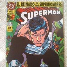 Comics: SUPERMAN, EL HOMBRE DE ACERO 1 Nº 4 DE ROGER STERN, JACKSON GUICE, LOUISE SIMONSON, JON BOGDANOVE. Lote 40526496