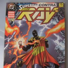 Cómics: SUPERMAN CONTRA THE RAY. Lote 40538360