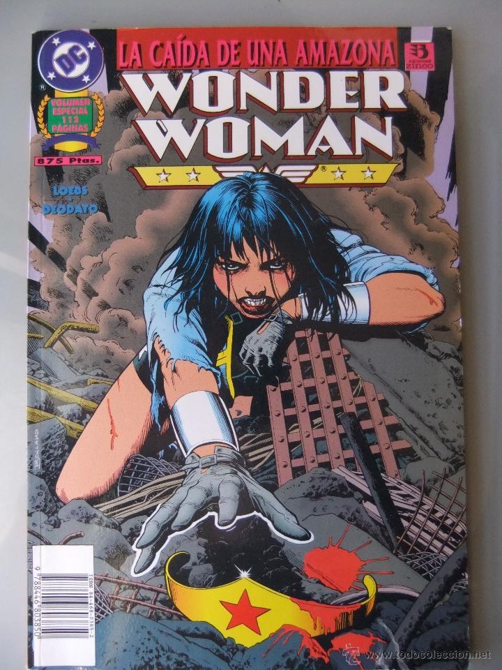 WONDER WOMAN LA CAIDA DE UNA AMAZONA (Tebeos y Comics - Zinco - Prestiges y Tomos)