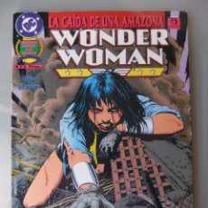 Cómics: WONDER WOMAN LA CAIDA DE UNA AMAZONA. Lote 40538706